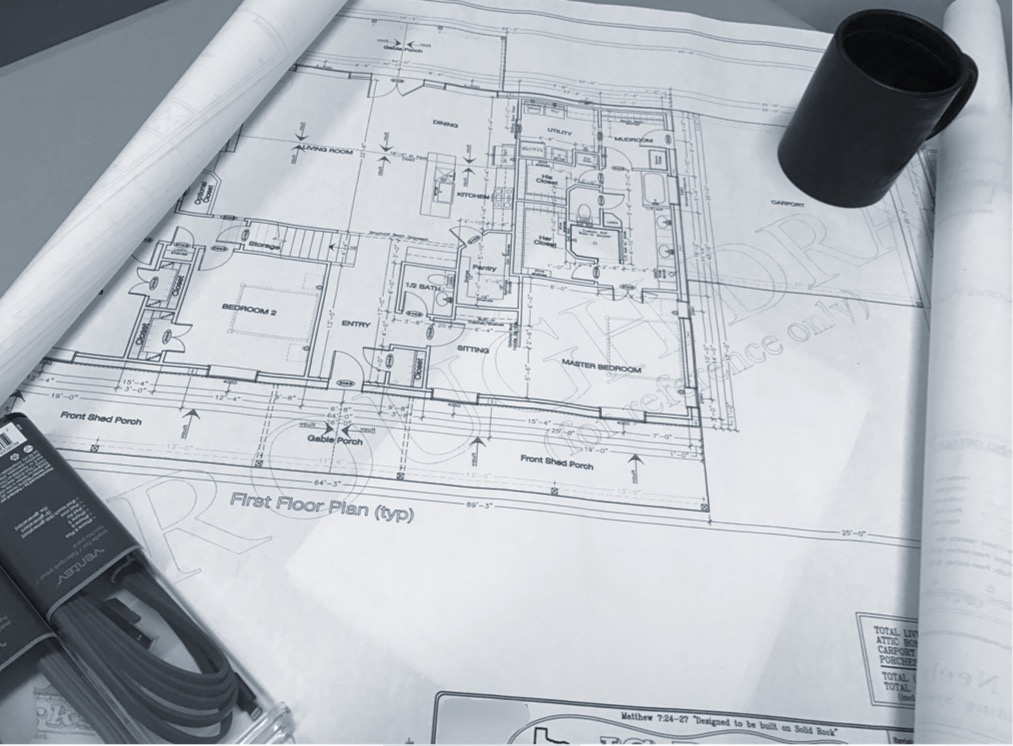 House Plans HVAC
