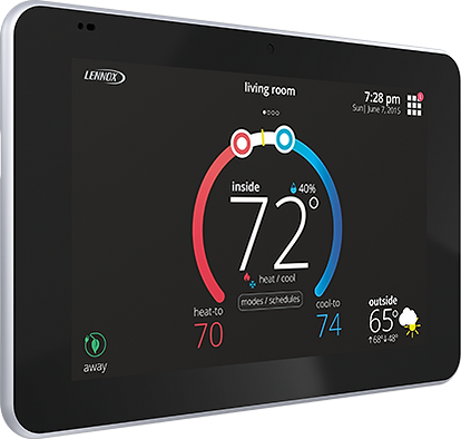 Lennox S30 thermostat installation era climate tecnologies, ERA Climate Control, Climate Control, AC units, E.R.A Climate Technologies, Climate Technologies, Tech, Heating, Cooling, Air Filters