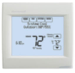 Honeywell Vision Pro 8000 WiFi thermostat installation in east texas, ERA Climate Control, Climate Control, AC units, E.R.A Climate Technologies, Climate Technologies, Tech, Heating, Cooling, Air Filters