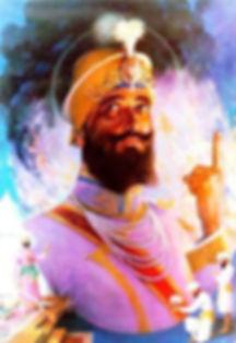Guru Gobind Singh Sobha Singh