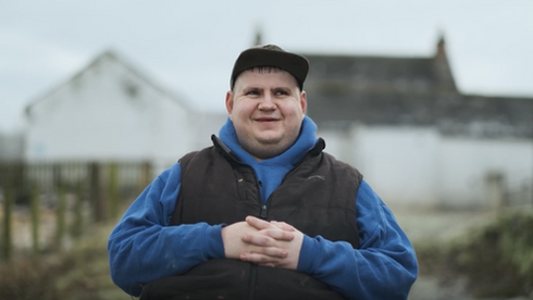 Mossburn Community Farm: Keenan's Story
