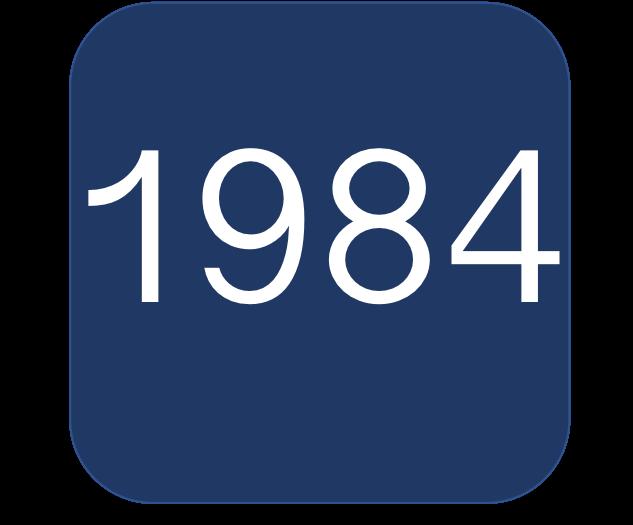 1984 Blue Boat