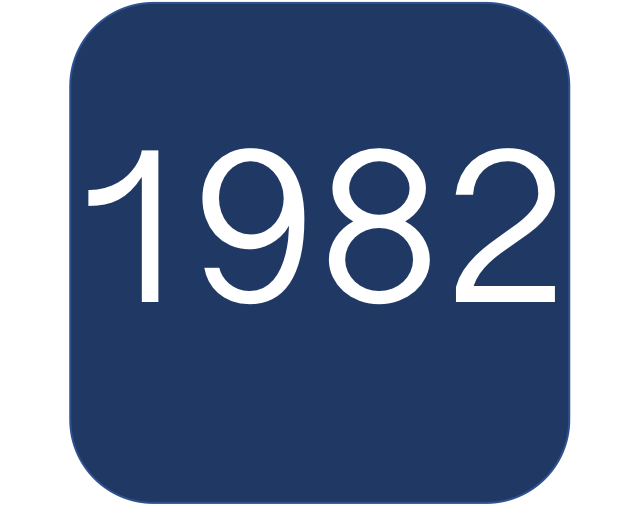 1982 Blue Boat