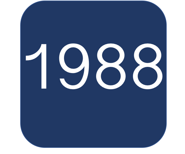 1988 Blue Boat