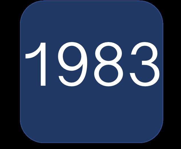 1983 Blue Boat