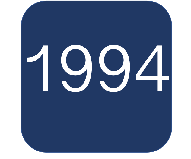 1994 Blue Boat
