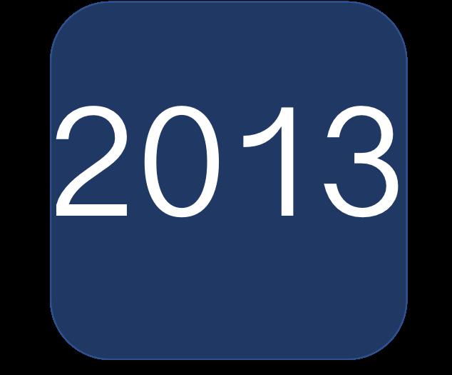 2013 Blue Boat