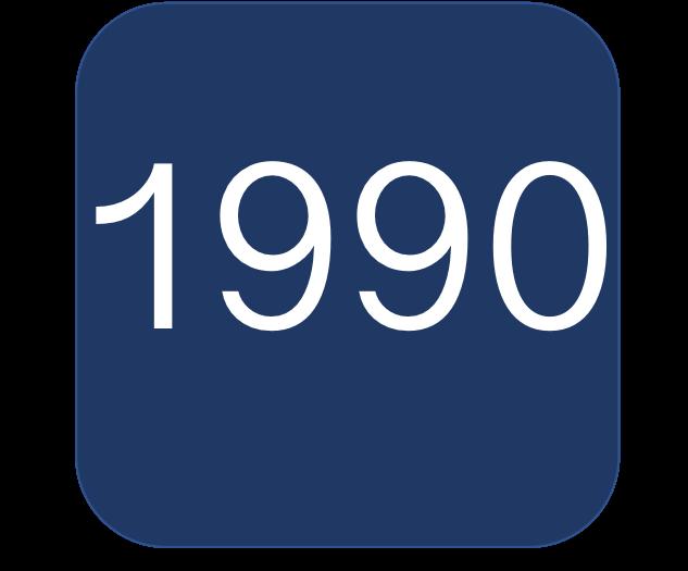 1990 Blue Boat