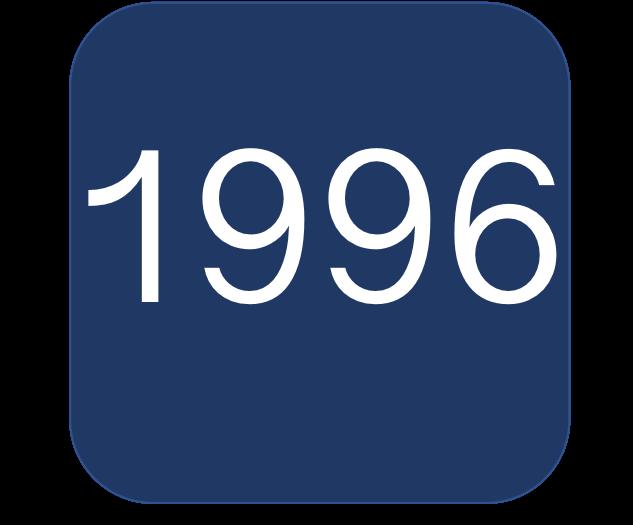 1996 Blue Boat