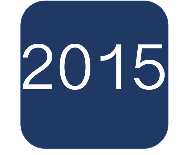 2015 Blue Boat