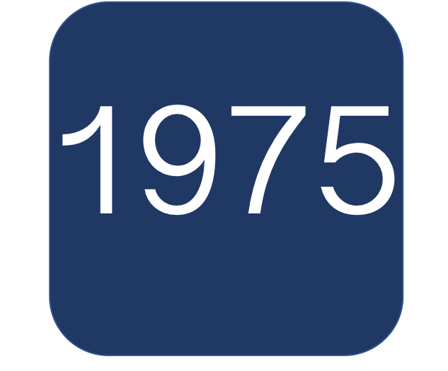 1975 Blue Boat