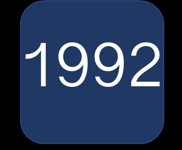 1992 Blue Boat