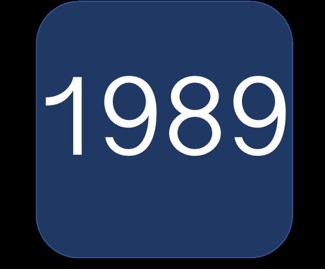 1989 Blue Boat