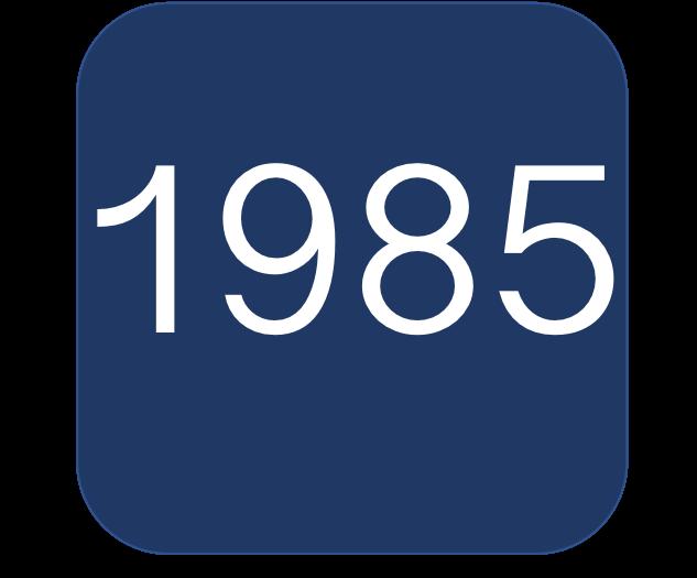 1985 Blue Boat