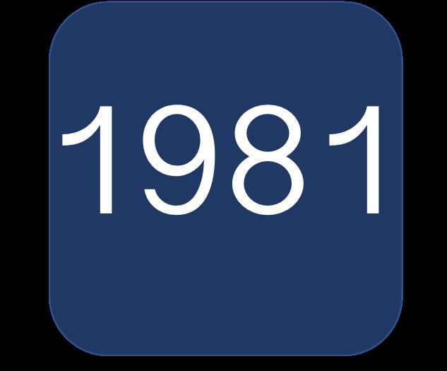 1981 Blue Boat
