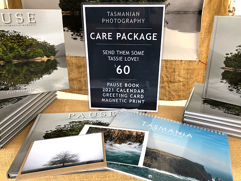Tasmanian Photography Care Package