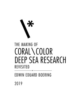 PROJECT X SEA Coral - Color - REVISITED