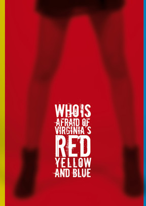 Who is afraid of Virgies RED-YELLOW-BLUE