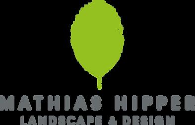 Mathias Hipper Landscape & Desing Logo