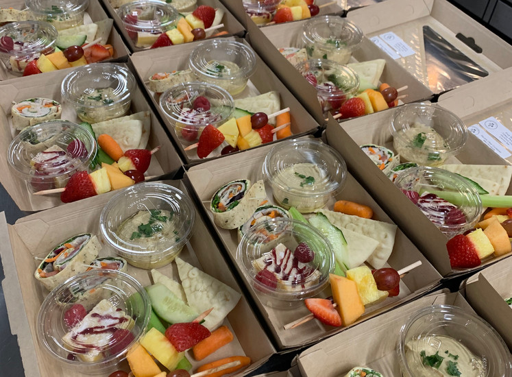 Appetizer Boxes