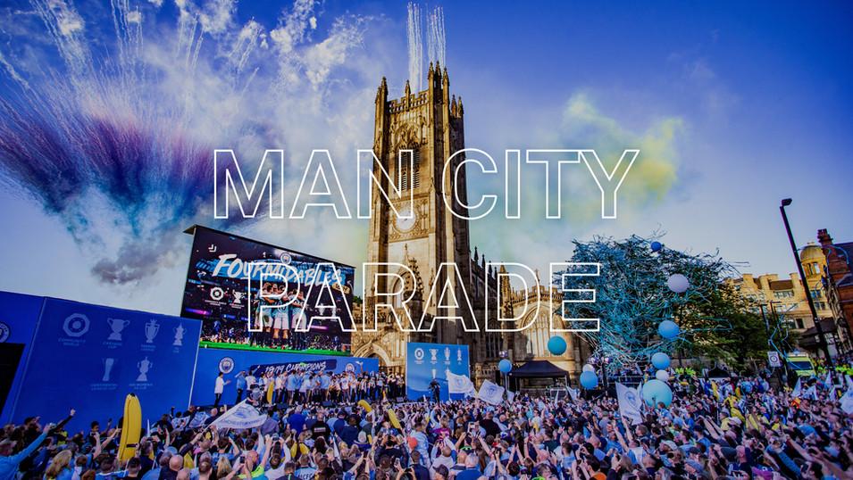 Man City Parade