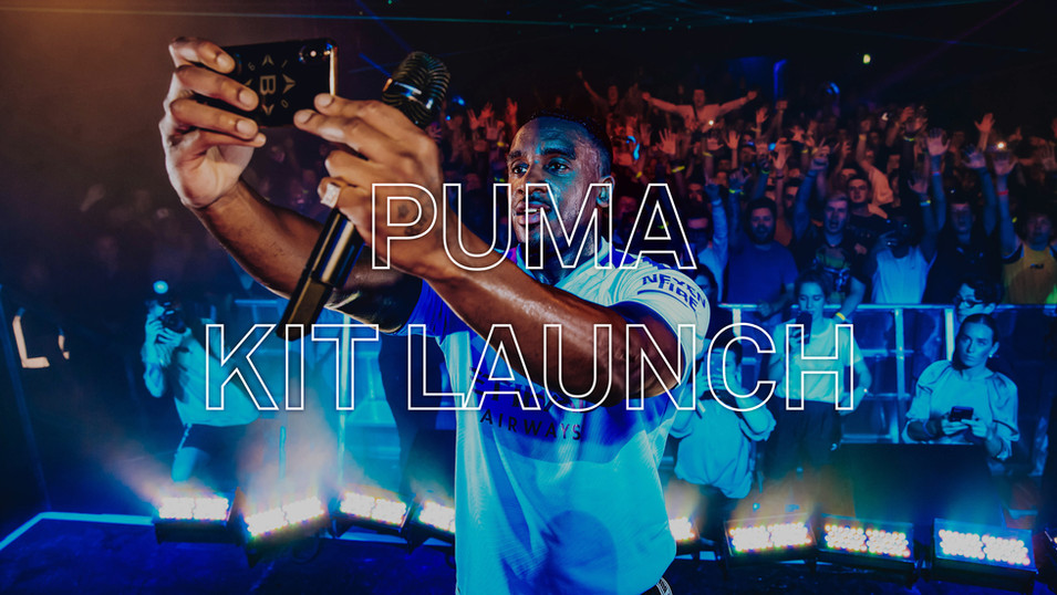 Puma Kit Launch