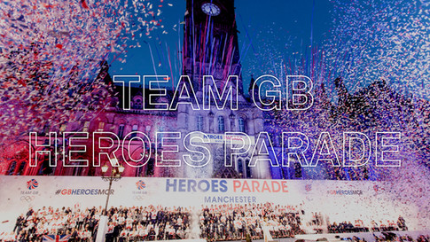 Team GB Heroes Parade