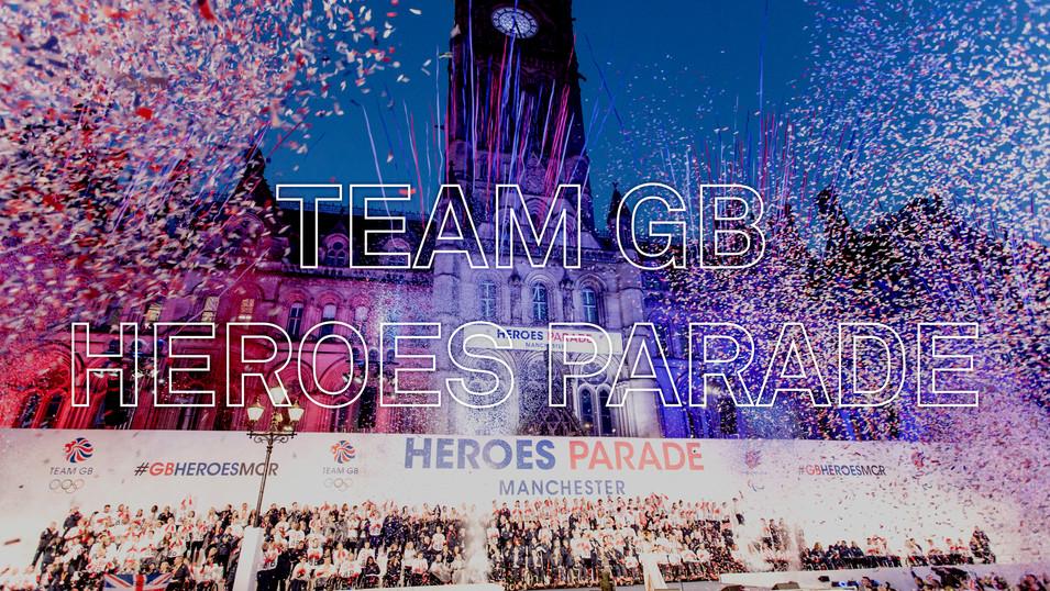 Team GB Heroes Parade