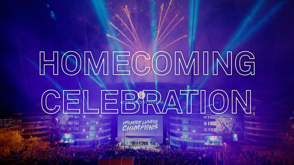 Man City Homecoming