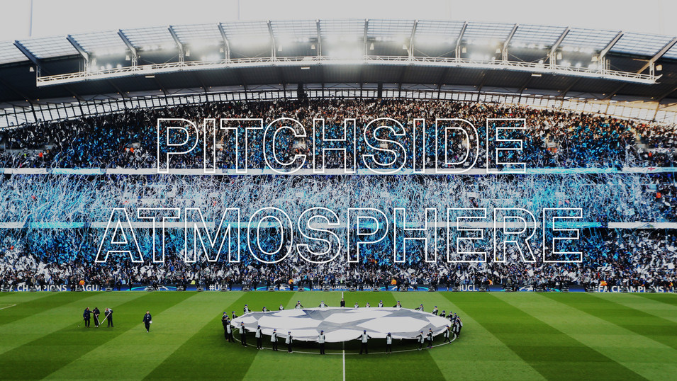 Pitchside Atmosphere