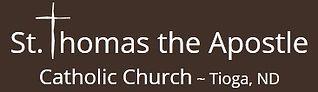 St. Thomas Catholic Church, Tioga, ND