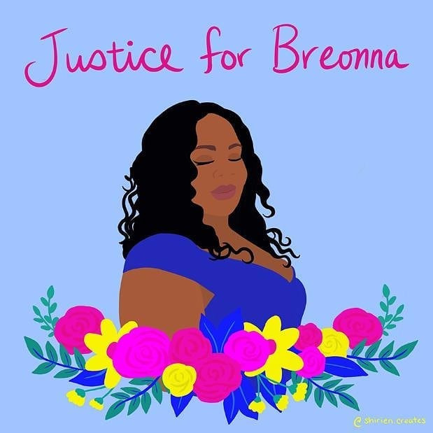 Justice for Breonna!