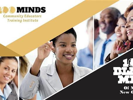 The 100 Minds Community Educators Training Institute