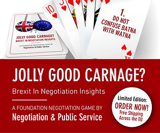 Brexit Card Game