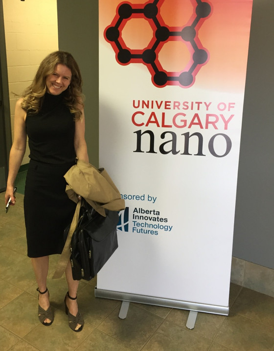 Summit Nanotech Co-Founders Attend the 5th Annual Alberta Nanotechnology Research Symposium