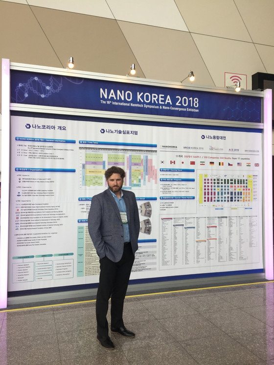 Summit Nanotech VP returns from trade mission to Korea and Japan