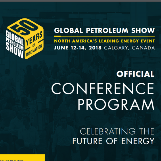 Summit Nanotech VP Technology & Innovation attends the Global Petroleum Show in Calgary