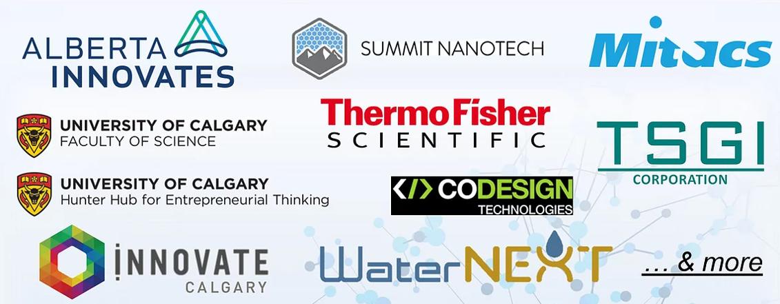 NanoNexus 2019 Sponsors