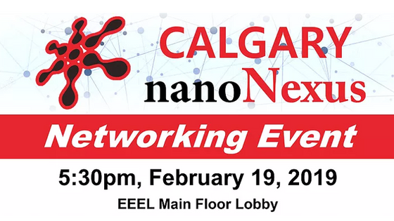 Summit Nanotech proudly sponsors Calgary NanoNexus Networking Event, CTO Jason Hendrick featured on