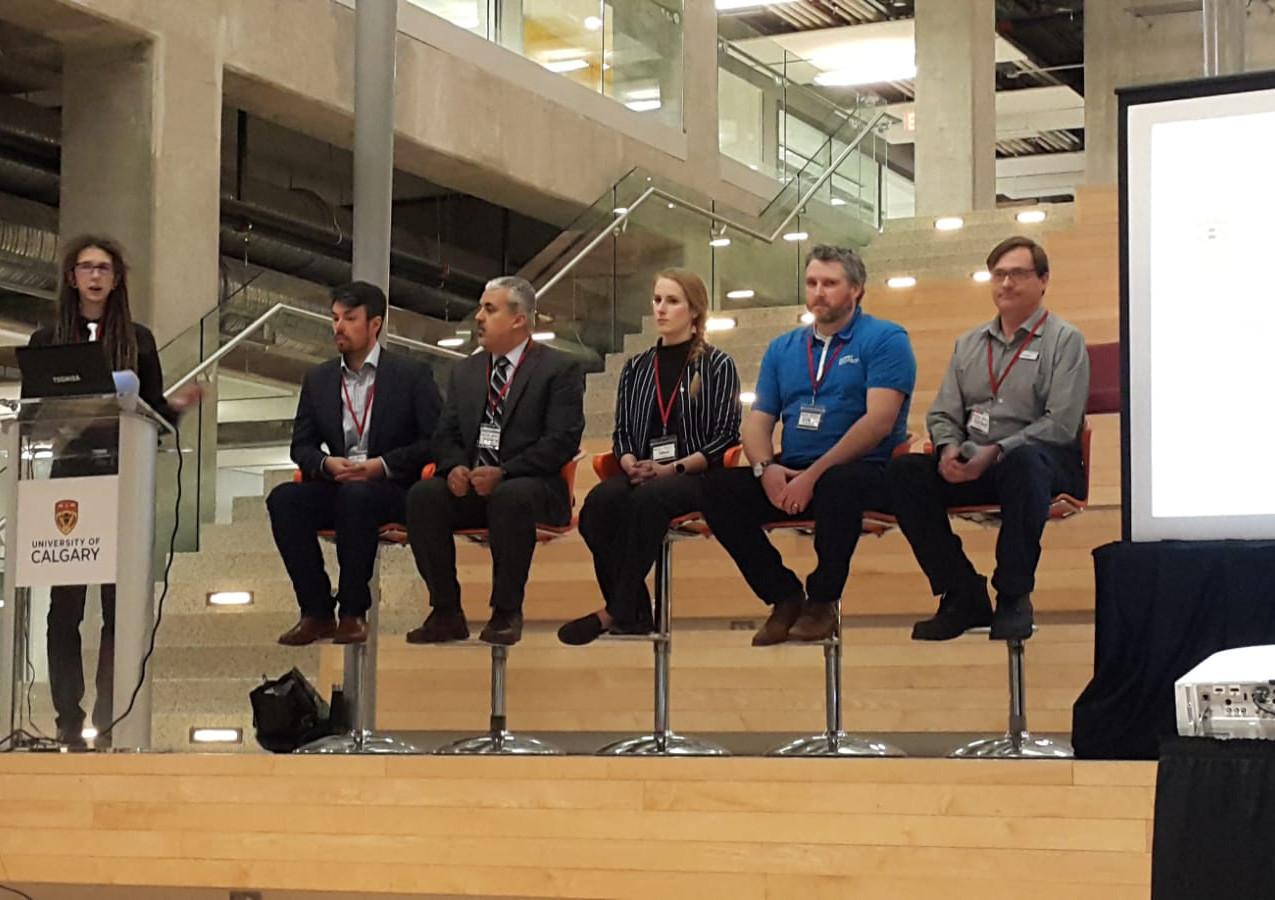 NanoNexus 2019 Panel