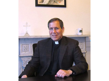 """Upcoming: Fr. Agliardo to Participate in Notre Dame Series, """"The Global Church"""""""