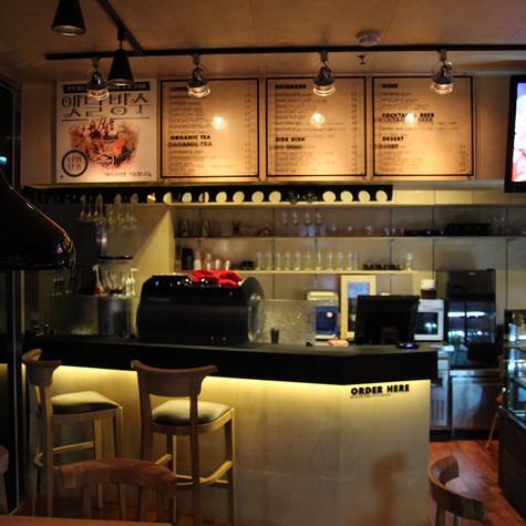 카페 딕셔너리