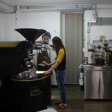 쿼츠 커피
