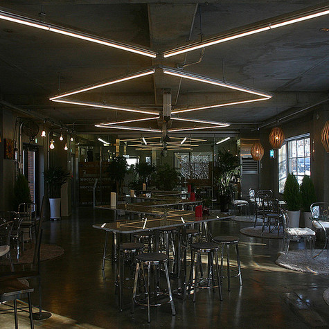 카페인 신현리 2층