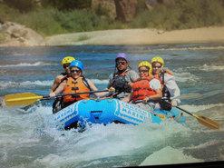 2012 White Water Rafting