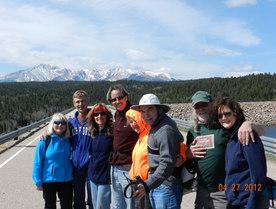 2012 Rampart Range Hike