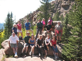 2012 Pancake Rock Hike