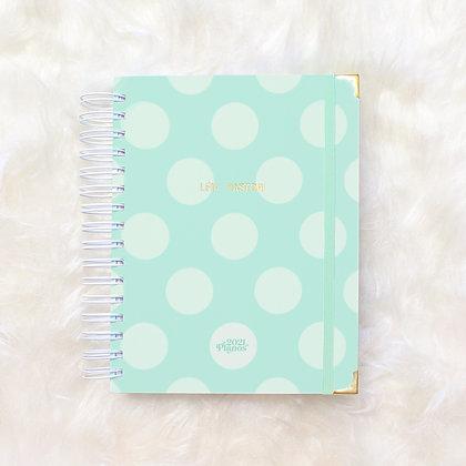 My Ownn Planner  Personalizável    Planos Perfeitos | Verde