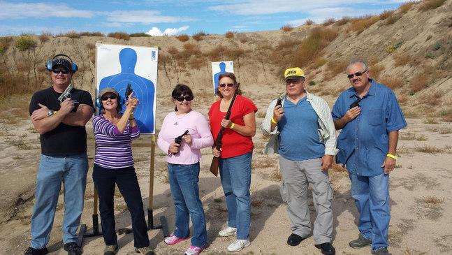 2013 Shooting Range Event