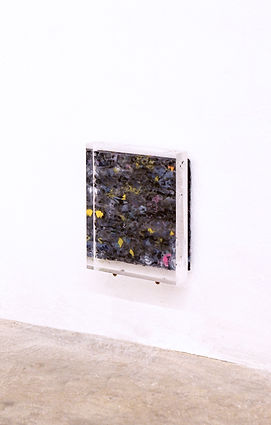 Patricia Sandonis, art installation Barc This changes every thoughtlona, contemporary art, art nou festival Barcelona, ángels Barcelona art gallery, painting, sculpture, participatory art, conceptual art Barcelona, art and plastics, arte ecologico